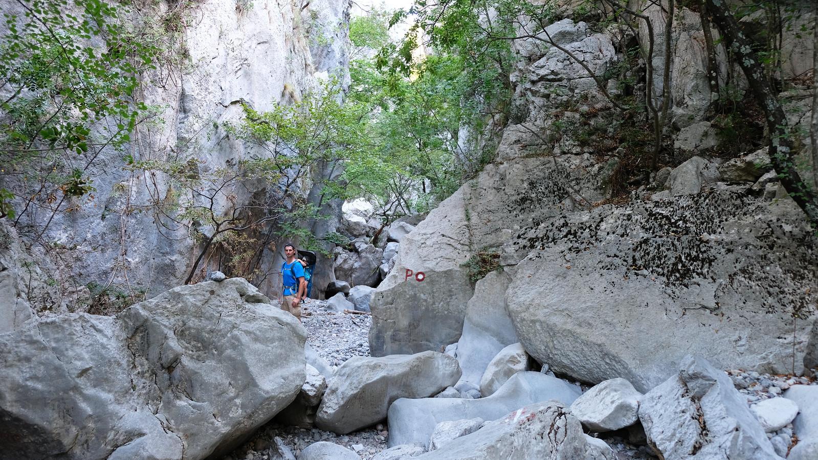 Mala Paklenica, Paklenica National Park, Croatia