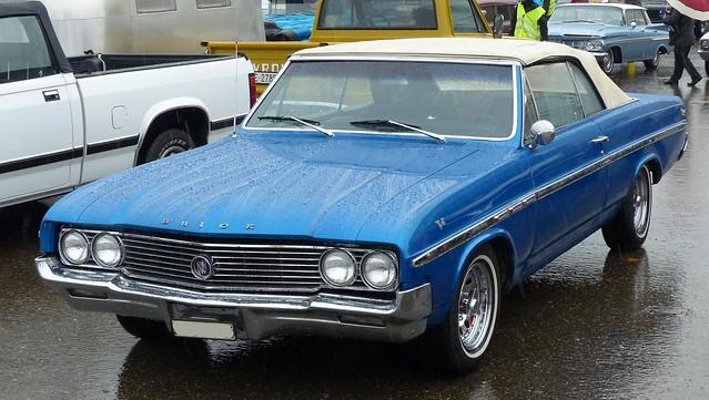 Buick Skylark Convertible blue vl2