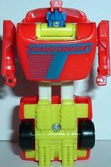 Japanese Gobot Leader Optimus Prime