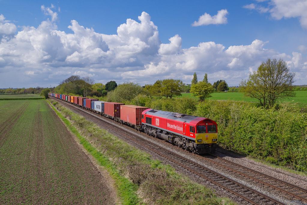 66150 At Barrow upon Trent . 07/05/2021.