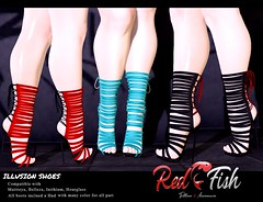 RedFish - Illusion shoes