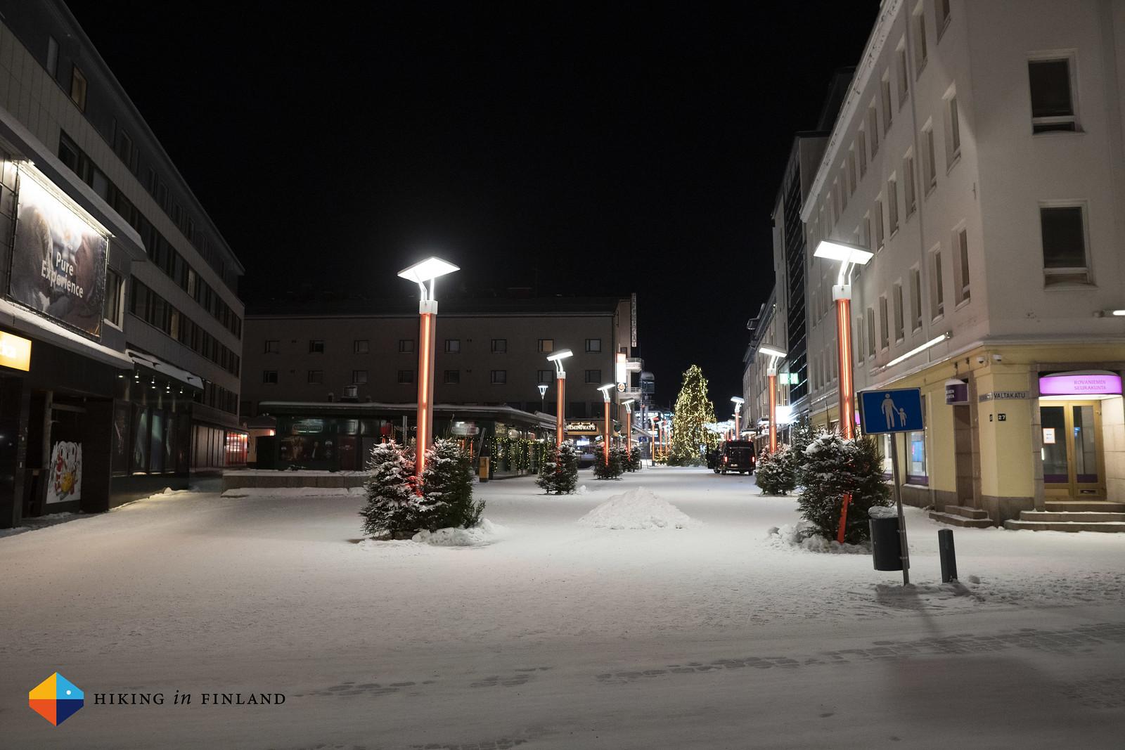 Central Square Rovaniemi