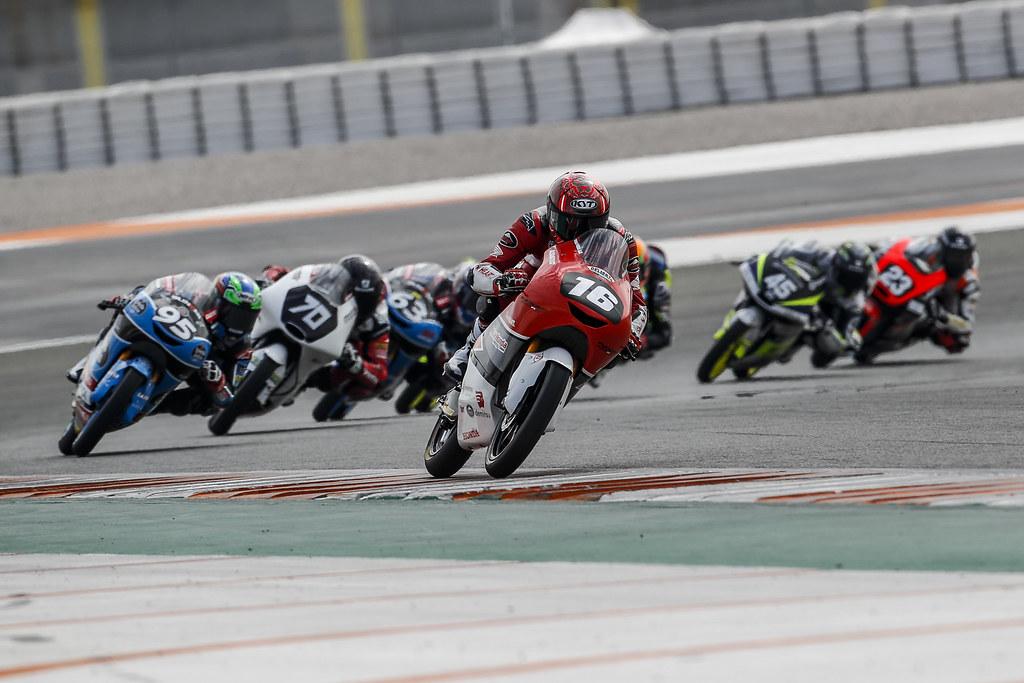 FIM CEV VALENCIA MOTO3 2021