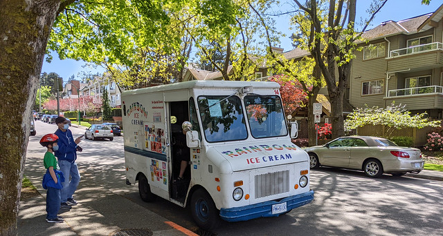 Ice cream season