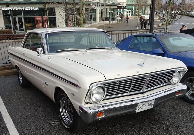 1965 Ford Falcon Futura 289