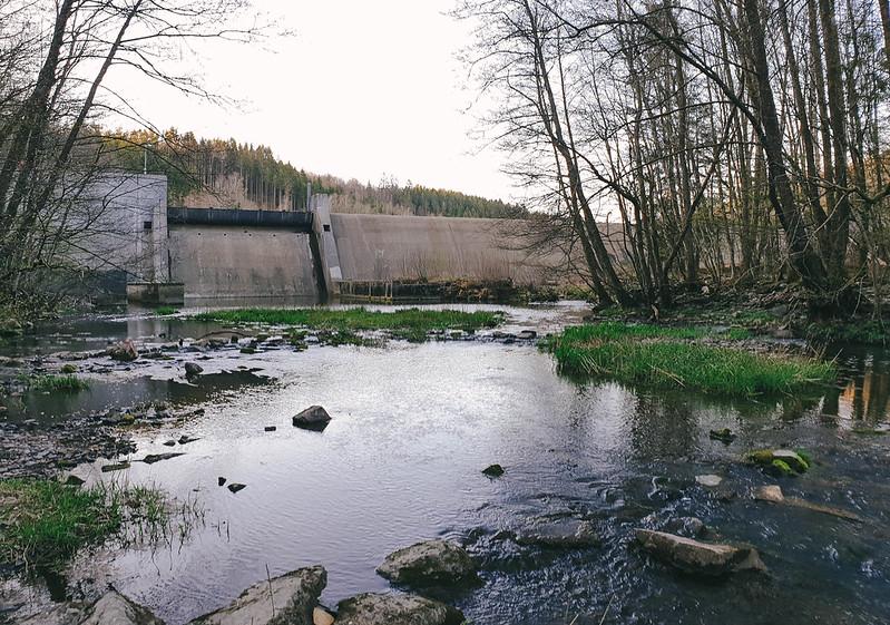 Barrage de la Vierre