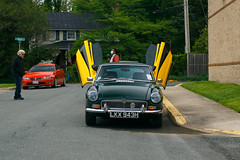 Poolesville Cars and Coffee