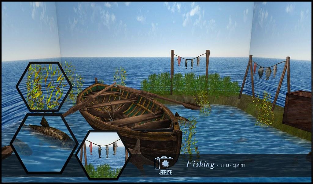 Joplino Backdrop Fishing