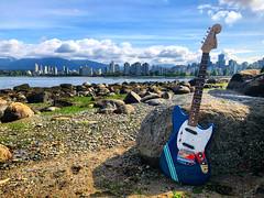 Guitar & City