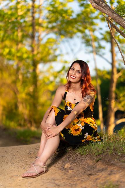 Millie - Auburn Sunset