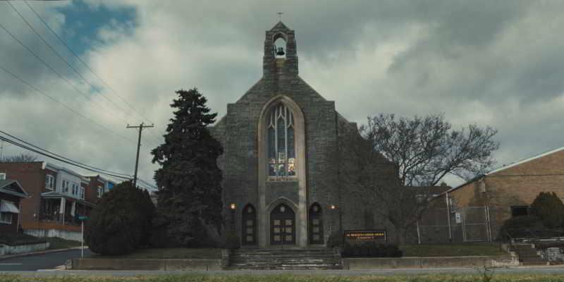 Church in Linwood