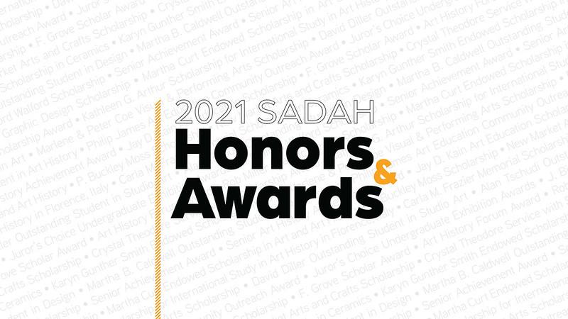 2021 SADAH Honors & Awards