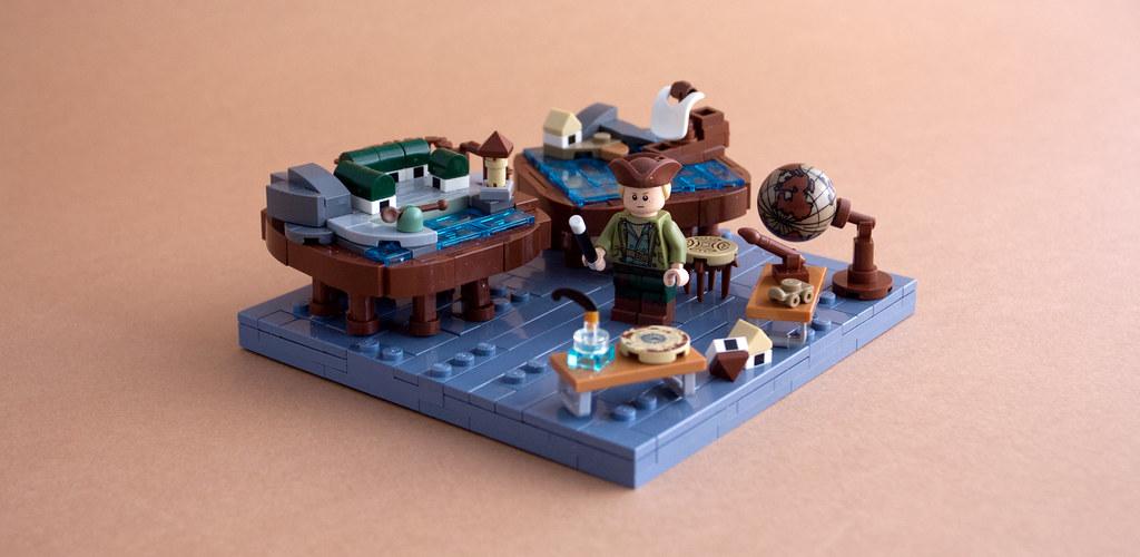 汤姆的未来的木制理念