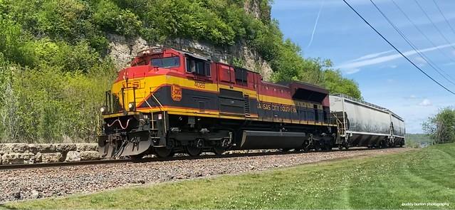 CP 374 South-KCS 4026