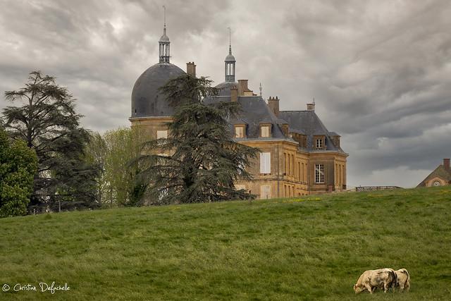 Château de la Digoine