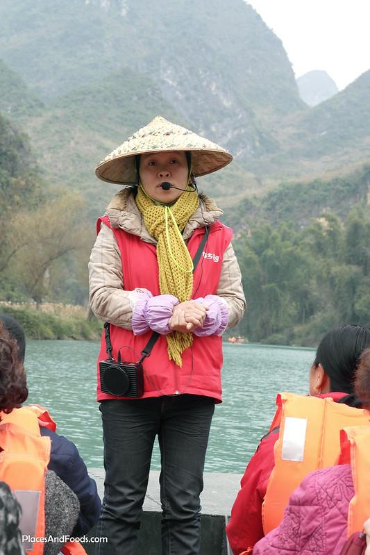 bama blessing lake tour guide