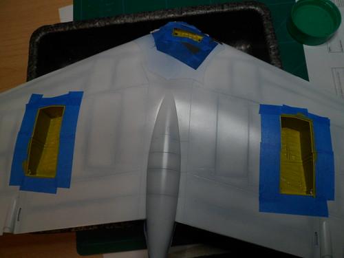 Les géants des airs : Le Northrop YB-49 [Italeri 1/72] - Page 11 51170138912_30187edf18