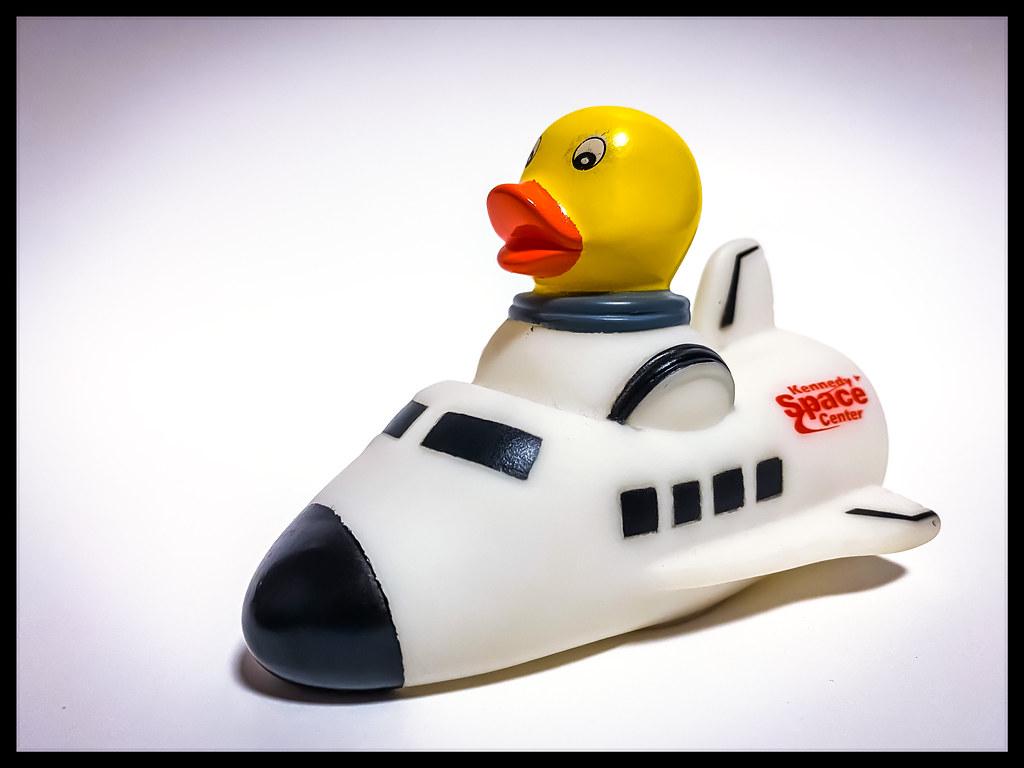 Ducks in Space!