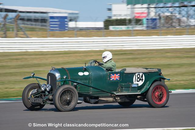 Bentley Le Mans William Elbourn