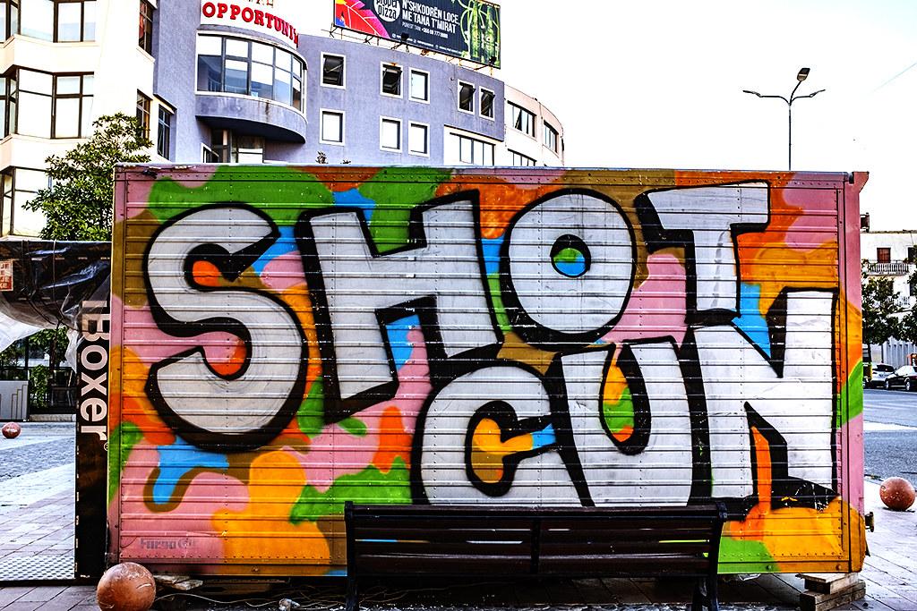 SHOT GUN on 5-9-21--Shkoder