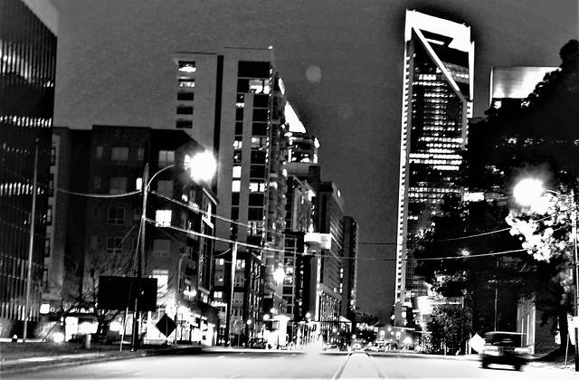 NIGHT MOODS-CHARLOTTE,N.C.
