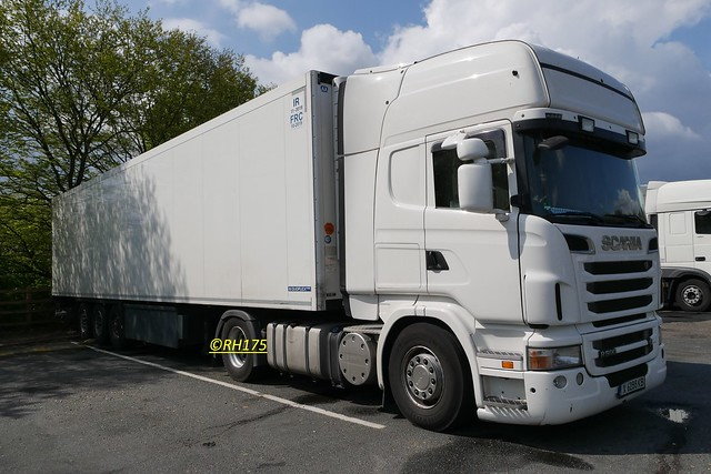 Scania R500 - Medway