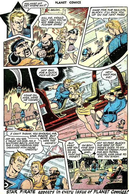 Planet Comics #46 / 7