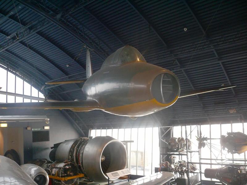 Gloster E28-39 (Prototype)