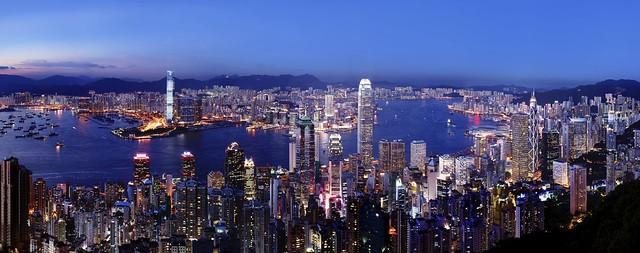 Photo 12 - HK Skyline (Night)