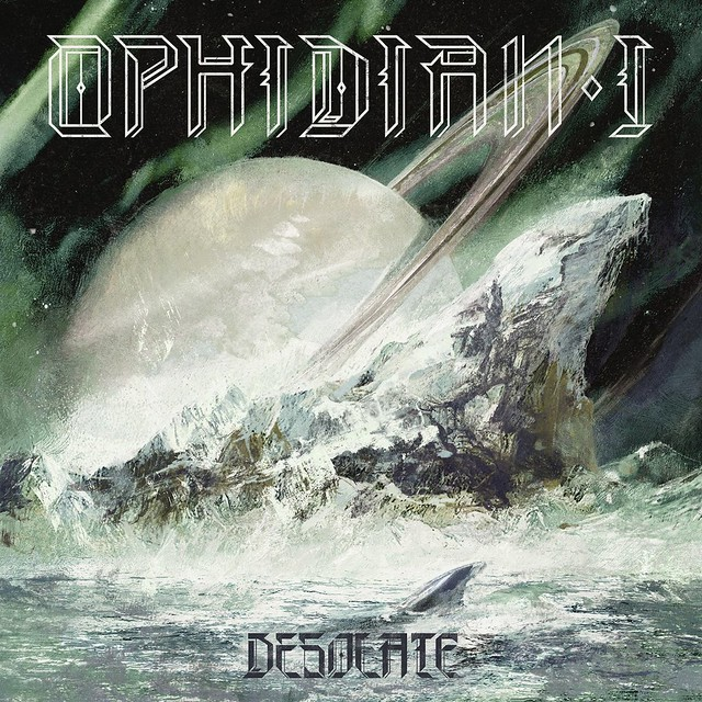 Ophidian I Release First Track and Details of 'Desolate'