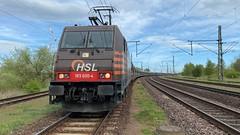 BEACON 185 600 vermietet an HSL am 10.05.2021 in Eilsleben