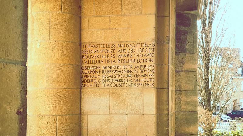 Église de l'Assomption Florenville