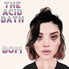 -The Acid Bath- Undereye redness + Cross Tattoos - Group Gift