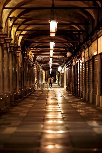 Solitario in Venezia
