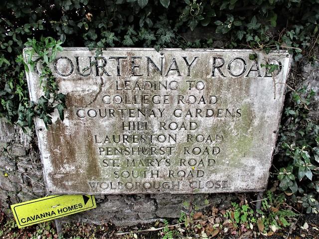 Newton Abbot Street Names