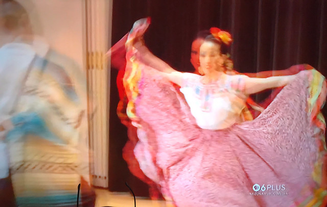 Impressions of Mexican Dancers on PBS