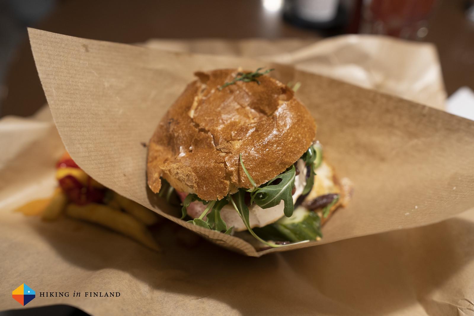 Burger @ Kauppayhtiö
