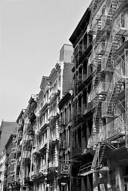 dreaming in black & white