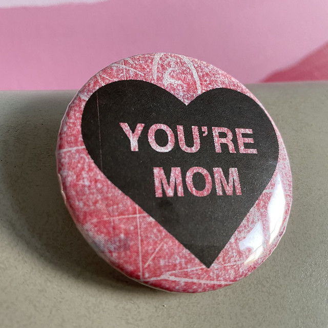 Happy Mother's Day from Depression Press