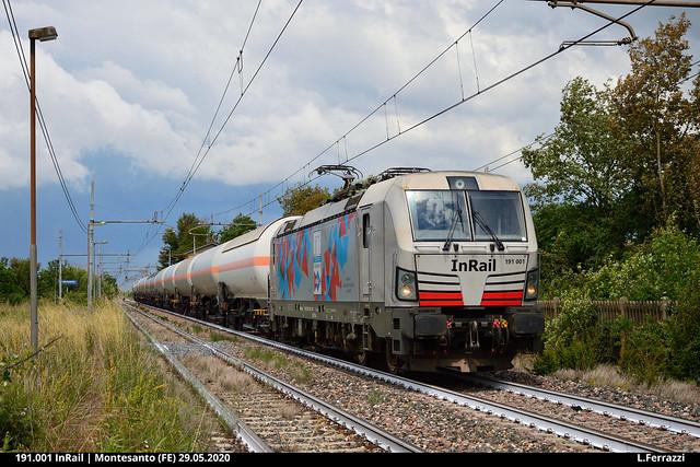 E191.001 InRail