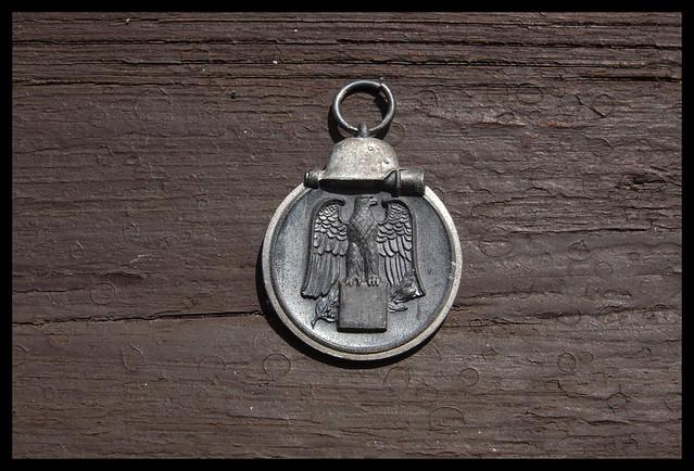 Medaille Winterschlacht im Osten 1941/42 / Ostmedallie /