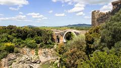 Il Ponte del diavolo e il Castello della Badia a Vulci