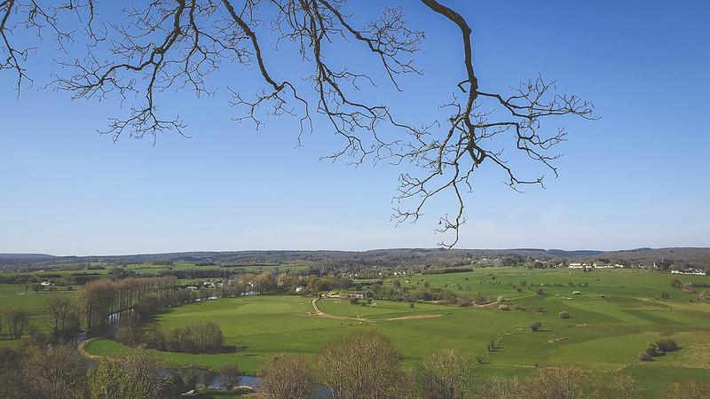 uitzicht Florenville