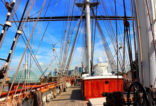 Cutty Sark. Greenwich
