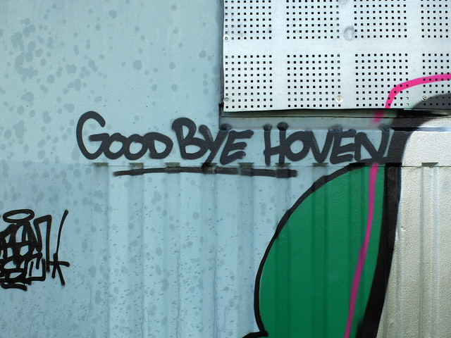 Hovenflats - Casm - Good Bye Hoven