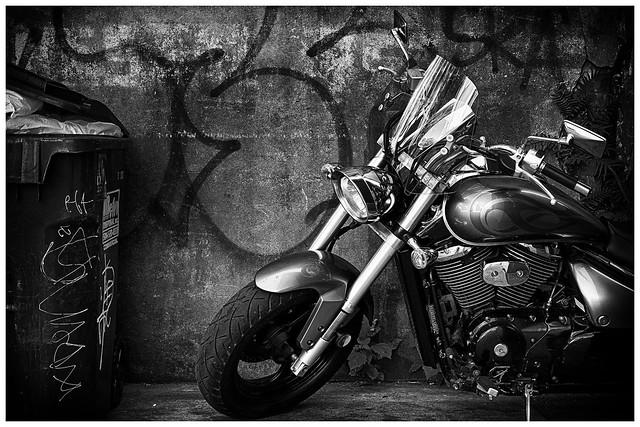nicht mein motorrad