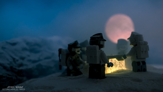 COLD NIGHT IN HOTH
