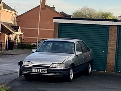 1994 Vauxhall Carlton CDX