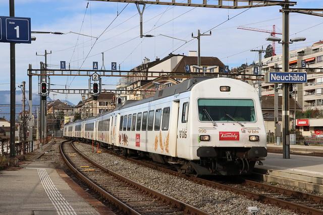2020-03-08, BLS/CFF, Neuchâtel