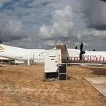ET-AVR 2018 DHC 8-400Q Ethiopian Airlines Farnborough International Airshow 18.07.18